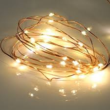 where to buy fairy lights amazon com bzone led tiny micro battery string lights copper wire