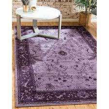 purple rugs you u0027ll love wayfair ca