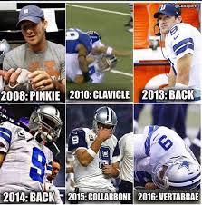 Romo Interception Meme - in honor of his retirement here are the 18 best tony romo gifs