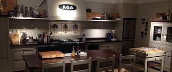 aga showrooms