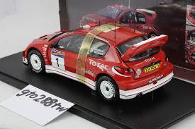 peugeot ksa autoart 1 18 peugeot 206 wrc 1 2003 rally argentina winner marcus