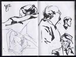 sketchbook nyc u0027s subway sketch group feb 2006 subway update