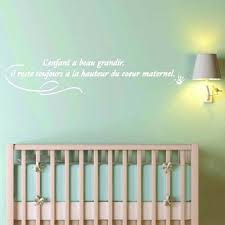 stickers phrase chambre sticker citation l enfant i0132 sticker citation adhésif bébé