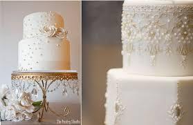 beaded cake designs pearl beading cake geek magazine