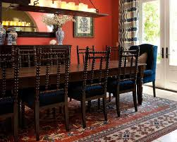British Colonial Dining Room Houzz - Colonial dining room furniture