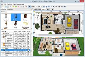 Home Design Download Software Sweet Home 3d Download Free 3d Home Design Open Source Software