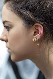 ears pierced for guys inside the cult of fashion piercings