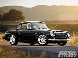 nissan datsun old model 1967 datsun roadster super street magazine