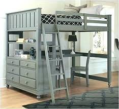 wooden loft bunk bed with desk full bunk bed with desk www syokugyo info