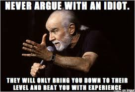 George Carlin Meme - i wonder what george carlin thinks about ann coulter ama meme guy