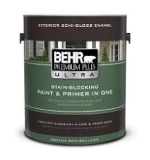 Exterior Metal Paint - exterior semi gloss enamel paint behr premium plus ultra behr