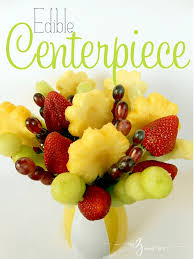 fruit centerpiece my 3 monsters mothers day gift ideas edible centerpiece