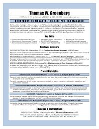 qa manager resume summary project manager resume corybantic us 11 sample resume for project manager construction riez sample senior project manager resume