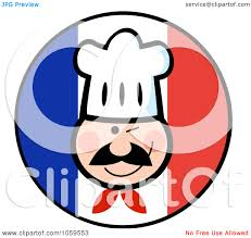 Flag Circle French Clipart Royalty Free Vector Clip Art Illustration Of A