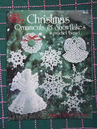 usa free s u0026h christmas thread crochet patterns tree topper 8