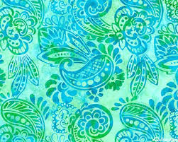 turquoise color images turquoise paisley wallpaper and background