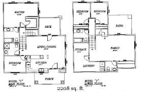 cohousing floor plans manzanita village cohousing model c