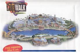 Universal Studios Orlando Map 2015 by City Walk Map My Blog