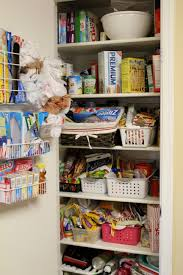 Kitchen Cabinet Organization Tips Pantry Organization Pantry Challenge Finale