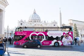 Hop On Hop Off Map New York by I Love Rome Hop On Hop Off Panoramic Tour