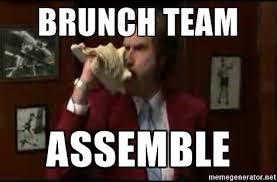 Team Memes - the best brunch memes to spice up your life brunchy mobile app dubai