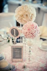 flower centerpieces for weddings wedding centerpiece ideas with candles archives weddings romantique