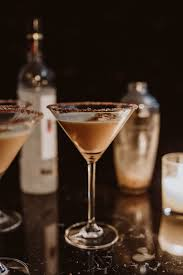 chocolate espresso martini bubbly friday espresso martini the daily dose