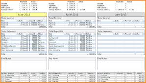 Excel Personal Budget Template 7 Excel Personal Budget Template Memo Templates