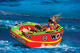 Wow Sports 14 1070 Bingo 3 Inflatable And Towable Water Sport