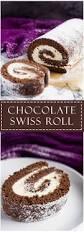 chocolate swiss roll marsha u0027s baking addiction