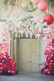 wedding backdrop balloons ascent you re party with balloon garland ideas trends4us