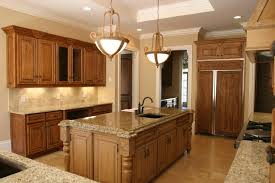 Industrial Style Kitchen Island Granite Countertop Magic Kitchen Cabinets Cutting Glass Tiles