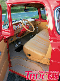 Network Interiors 1957 Ford F100 Rod Network Interiors Pinterest Ford