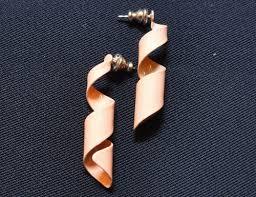 80s earrings 80s earrings lacquer lightning like totally 80s