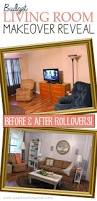 diy living room makeovers on a budget carameloffers room makeover amazing