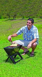 amazon com picnic time x grill portable charcoal barbecue sports