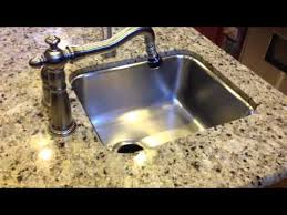 can you replace an undermount sink sink replacement in a granite top youtube