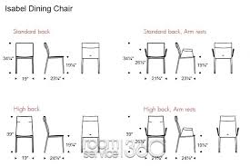 Standard Bar Stool Height Standard Dining Room Chair Height What Is The Ideal Dining Table