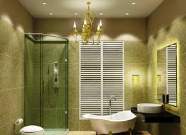 Bathroom Mirror Light Fixtures by Bathroom Mirror Lighting Ideas Transparent Glass Door Beige