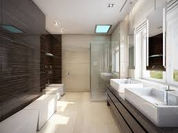 bathroom modern design wonderful white and brown bathroom with wodden wall family room