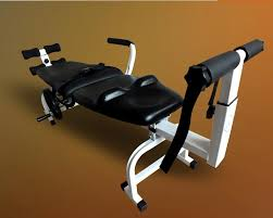 Online Human Body Human Body Stretcher For Increase Height Body Stretching Machine