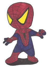 the amazing chibi spider man by cartcoon on deviantart