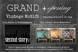 Opening A Home Decor Boutique Grand Opening U2013 Vintage Motifs