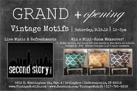 grand opening u2013 vintage motifs