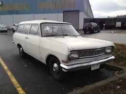 opel rekord station wagon 1965 opel kadett wagon