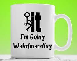 wakeboarding etsy