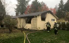 resident injured in elma house fire wednesday morning the daily