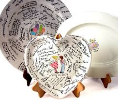 wedding guest book plate wedding guest book alternatives