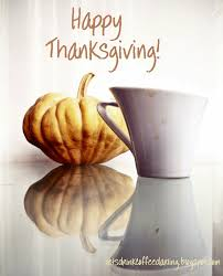 let s drink coffee happy thanksgiving