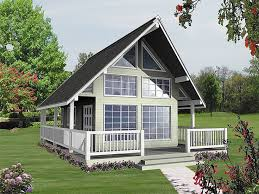 what is an a frame house tiny house plans the house plan shop